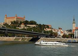 Bratislava ubytování pro dva