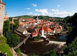poznávací balíček český krumlov