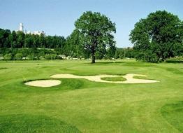 pobyt s golfem