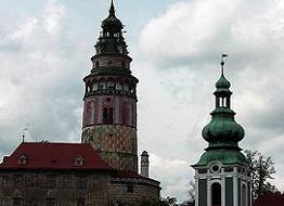 český krumlov luxusní pobyty