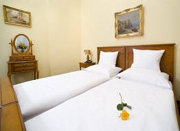 ubytování v zámeckém hotelu