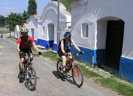 víkend pro cyklisty