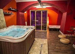 wellness hotel vysočina ubytování