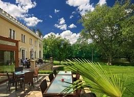 zámeckýpobyt na zámku v Praze