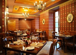 romantický pobyt na chateau v Praze