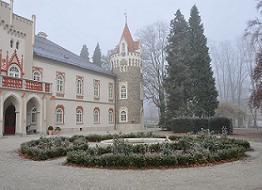 víkendy na zámku