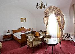 Romantické ubytování na zámku