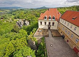 víkend na zámku