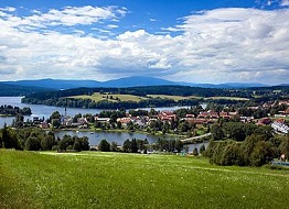 wellness víkend lipno